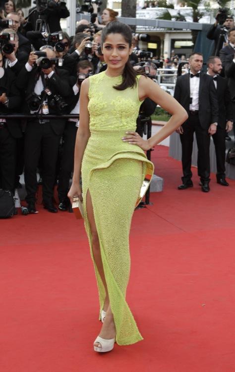 Combinar vestido verde lima